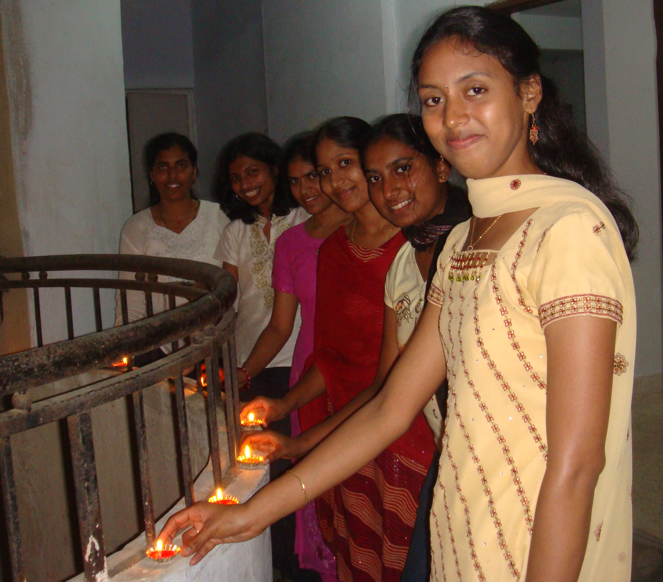 Lighting the Lamps