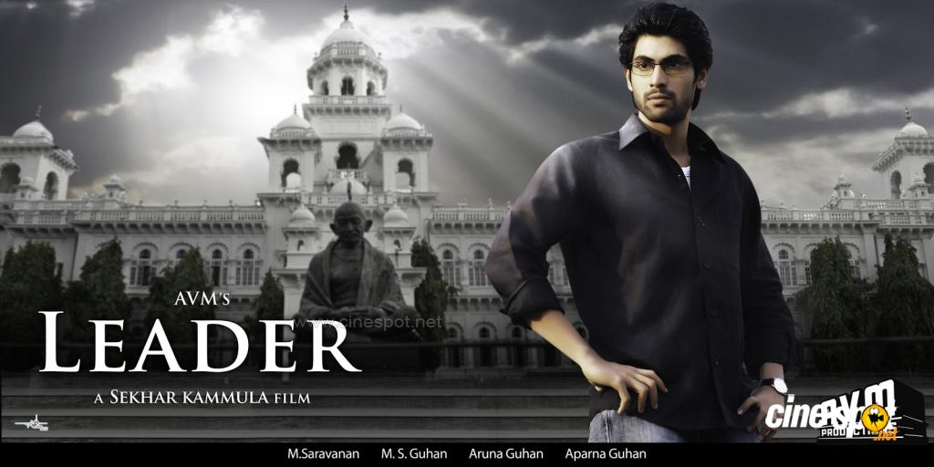 Leader - Movie by Shekar Kammula